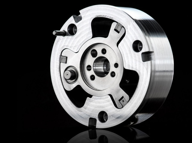Ducati's Desmodromic Variable Timing (DVT)