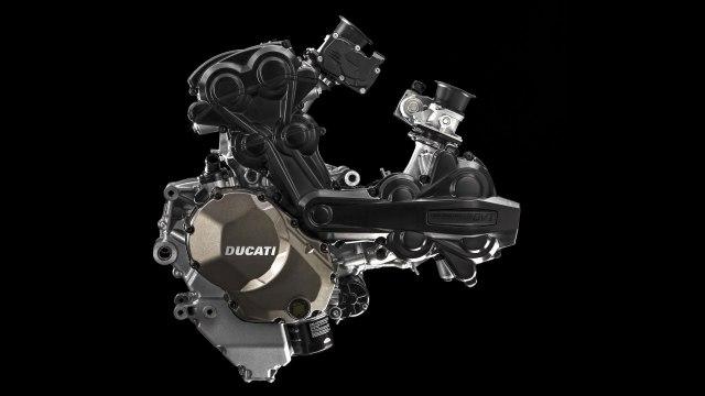 2015 Ducati Multistrada Testastretta DVT Motor