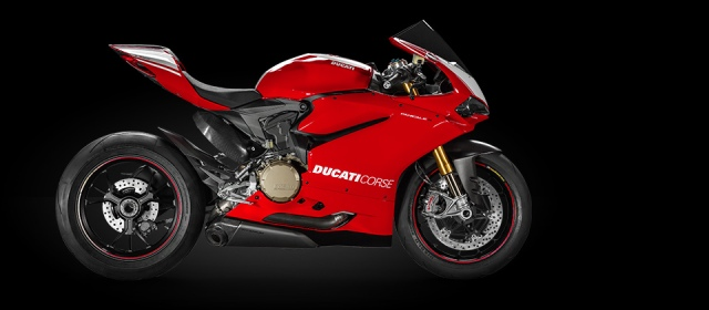 2015 Panigale R - an 1198cc special production for Superbike homologation purposes