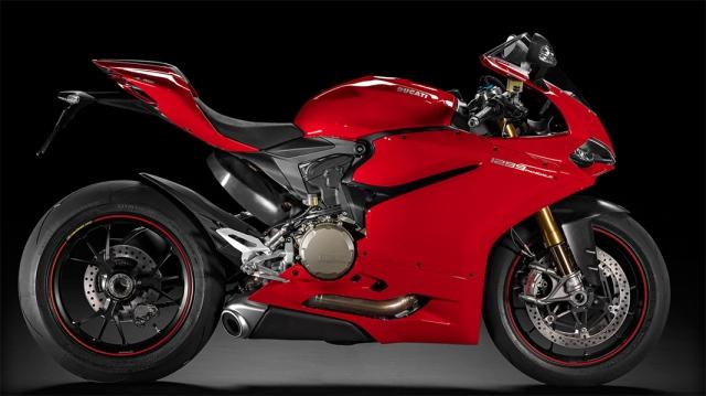 2015 Ducati Panigale 1299S