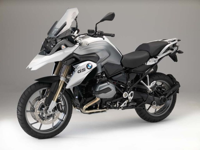 2015 BMW R1200GS - Still the Benchmark?