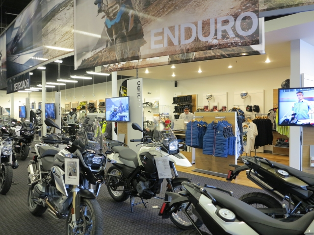 BMW is phasing out the word ENDURO and will use ADVENTURE in its place