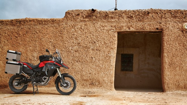 2014 BMW F800GS Adventure.  2015 models are available in Kalamata or White.
