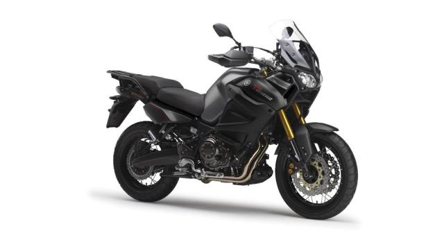 2015 Yamaha XT1200ZE Super Tenere