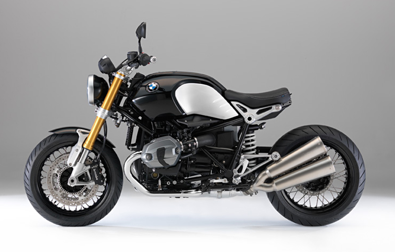 Riding the BMW R nineT | I'd rather be riding…