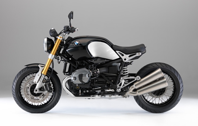 BMW RnineT without rear subframe