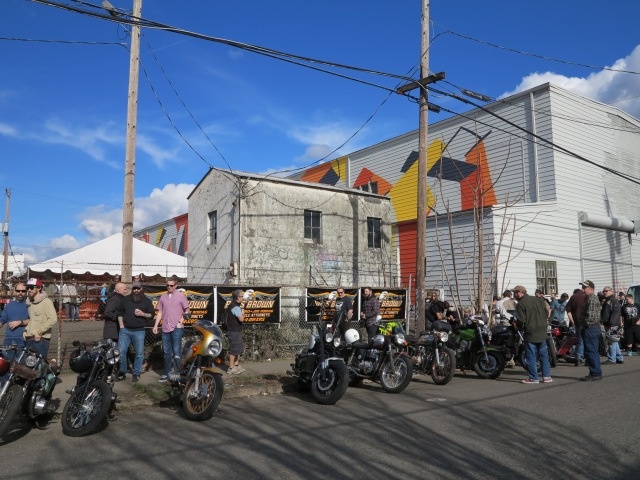 The One Moto Show, 2015