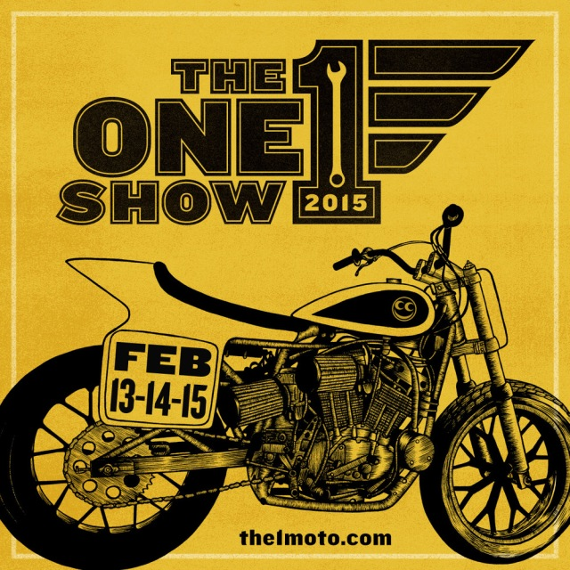 one moto show pdx 2015