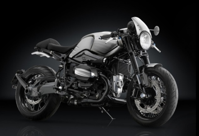BMW RnineT with Rizoma Parts