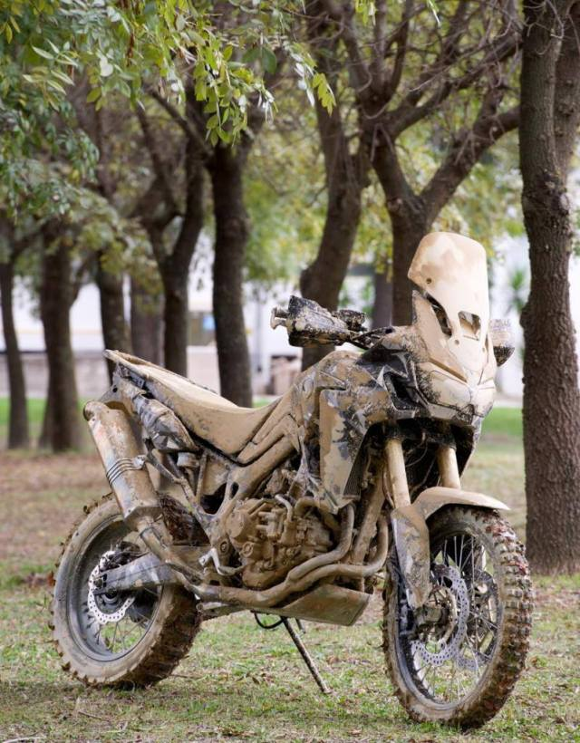 Honda's True Adventure (the new