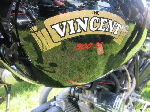 """Vincent """"900 SS"""""""
