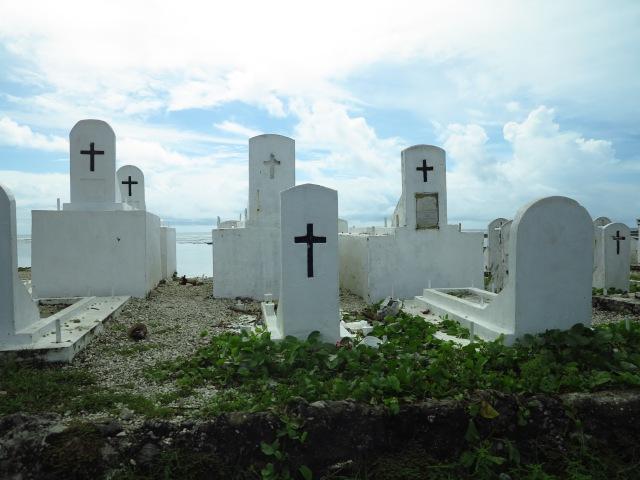 Cemetery, Majuro Atoll