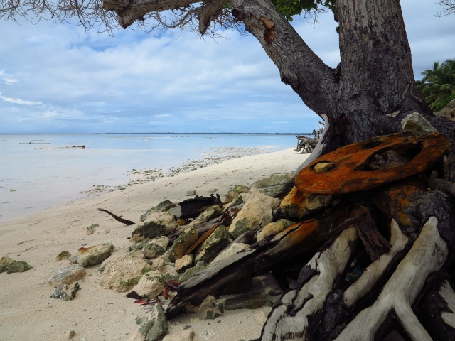 Point Laura at Majuro Atoll
