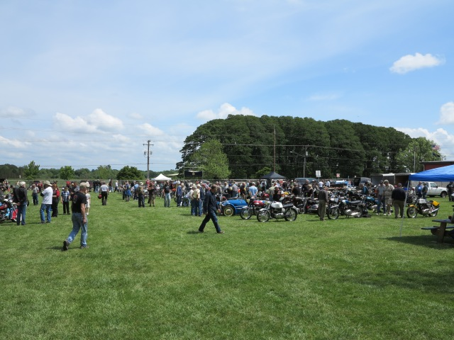 2015 Oregon Vintage Motorcycle Show