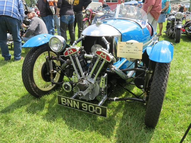 1935 Morgan