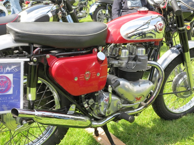 Unrestored Matchless