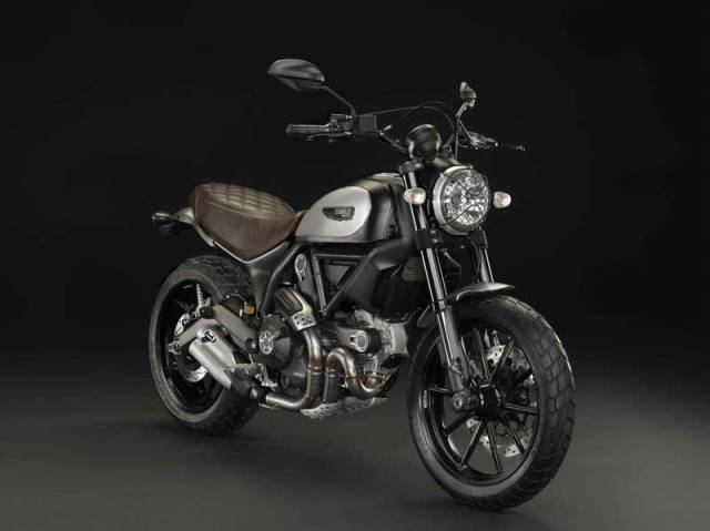 2015 Scrambler Ducati Full Throttle (customized)