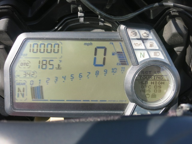 10K miles on September 13, 2015