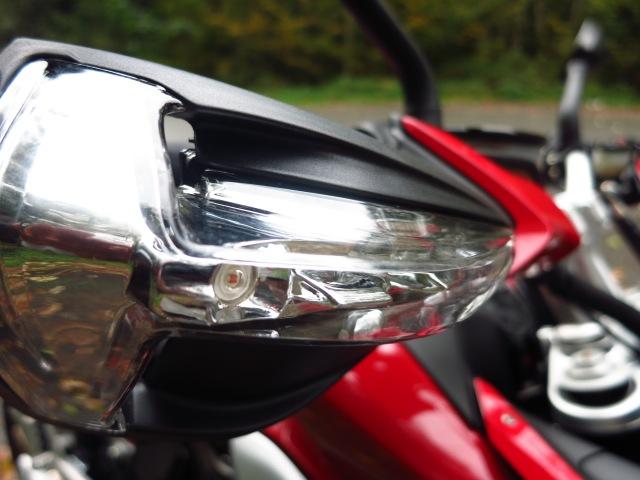 Turn Signal, MV Agusta Turismo Veloce 800