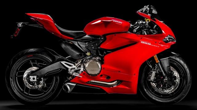 2016 Ducati Panigale 959