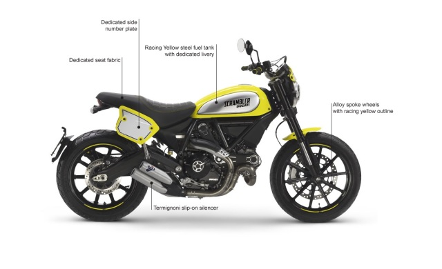 Flat Track Pro, a variation on the Full Throtle theme