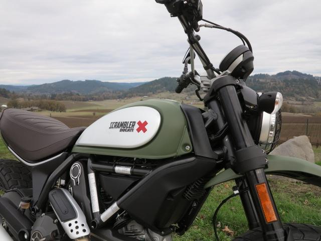 2016 Scrambler Ducati