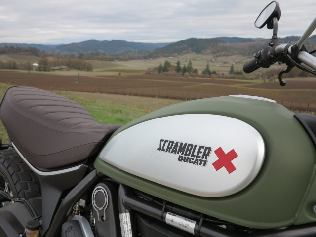 The four 803cc Scramblers remain unchanged (Icon, Classic, Full Throttle and Urban Enduro)