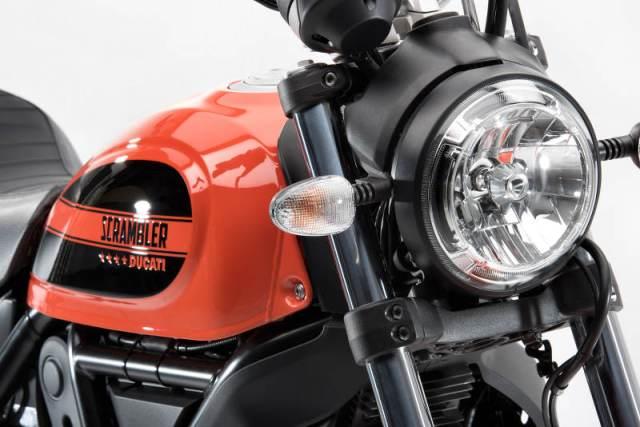 The 400cc Sixty2 Scrambler Ducati