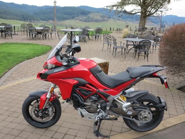 2016 Ducati Multistrada DVT