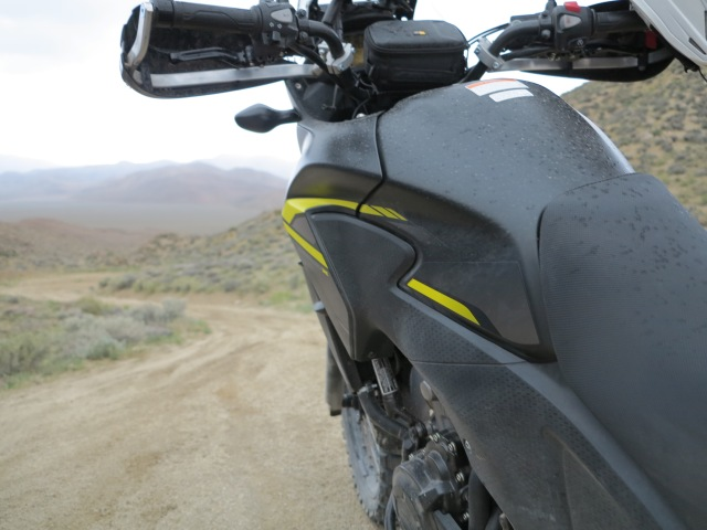 The CB500X Adventure Conquers Mengel Pass