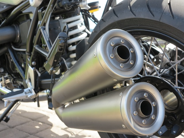 R Nine T Exhaust