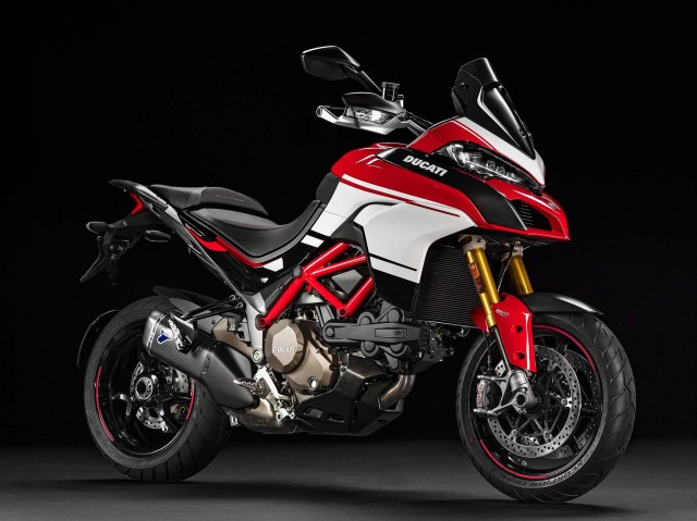 should i upgrade my 2013 ducati multistrada pikes peak with the