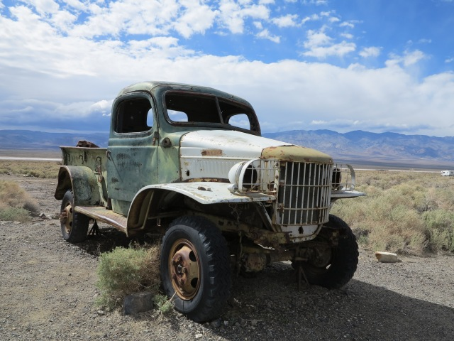 1940's(?) Dodge Power Wagon