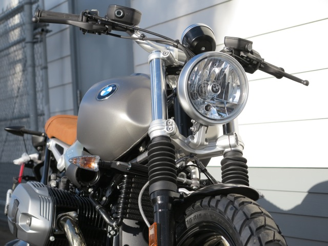 The 2017 BMW R NineT Scrambler is here!