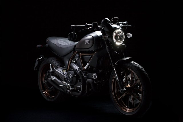 Scrambler Ducati: Italia Independent