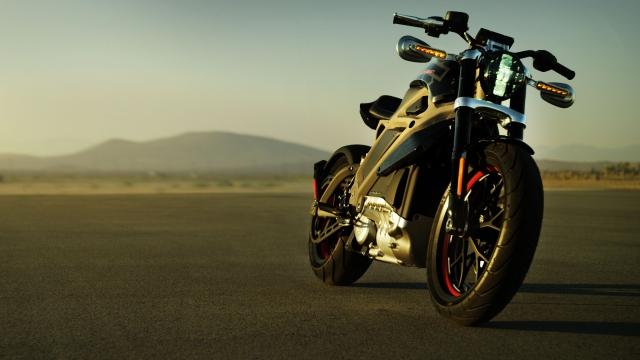 Harley Davidson Livewire concept