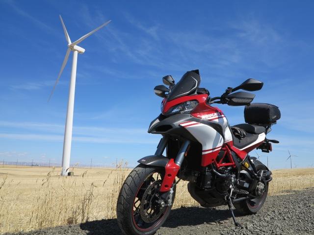 My 2013 Ducati Multistrada Pikes Peak