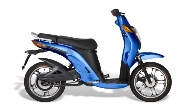Jetson Electric bike - a Gee-Wiz of the motorcycle world