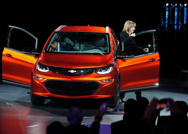 Mary Barra, GM CEO at the Launch of the Chevy Bolt in Detroit, January of 2016: The auto industry will change more in the next 5-10 years than it did in the last 50 years