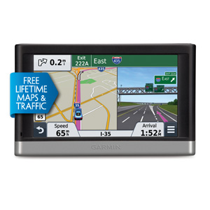 Garmin Nuvi 2497 - an automotive GPS