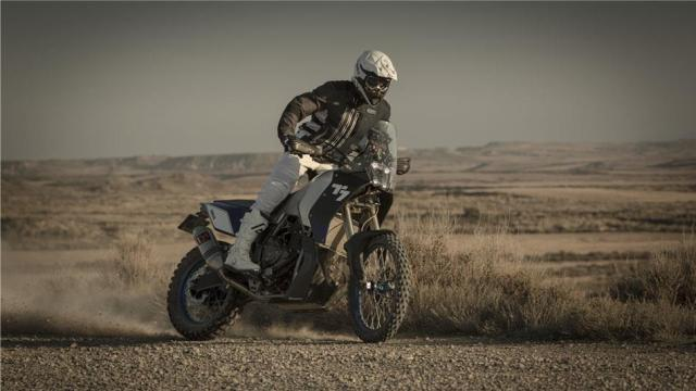 Yamaha T7 Concept, EICMA 2016