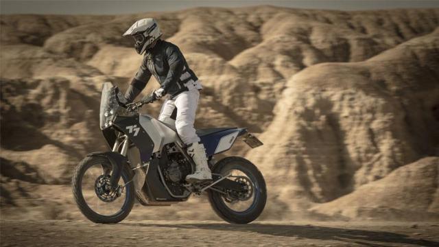 Yamaha T7 Concept, EICMA 2017