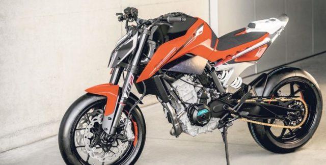 KTM 790 Duke concept