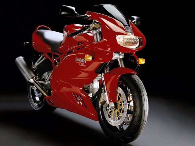 2006 Ducati Supersport