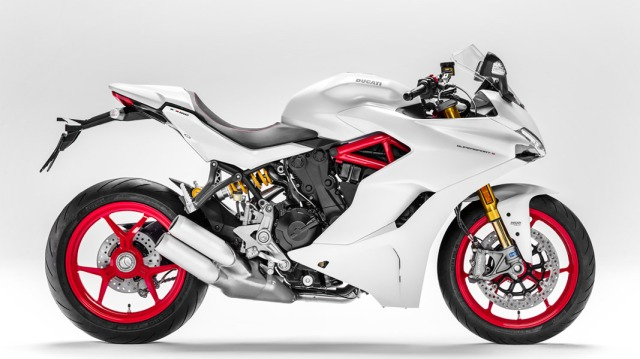 The 2017 Ducati Supersport S