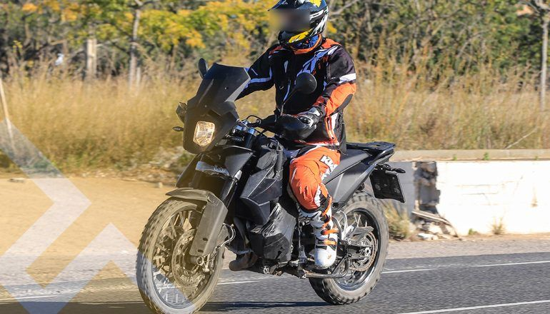 KTM 790 R (or Adventure)