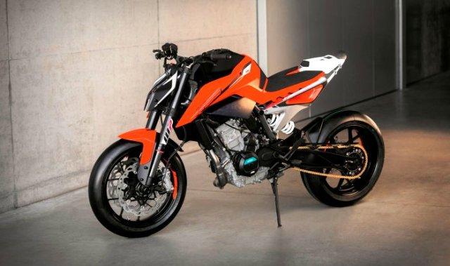 2018 ktm adventure bikes. contemporary 2018 ktm 790 duke u2013 concept or prototype and 2018 ktm adventure bikes