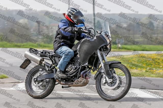 Ktm 790 R And Yamaha T7 700xtz Ténéré Are Hardcore Adventure